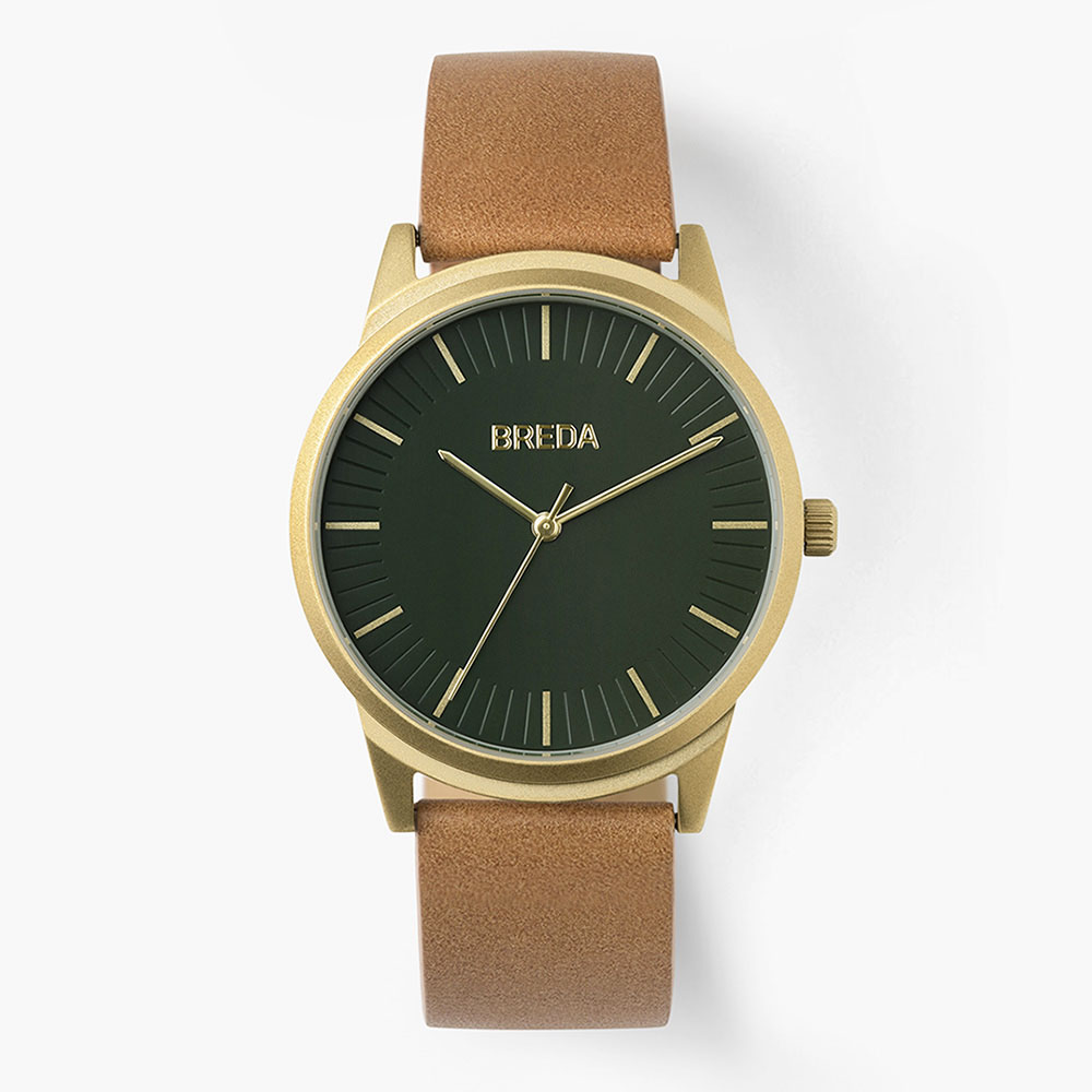 브레다 Bresson - Gold Brown Green